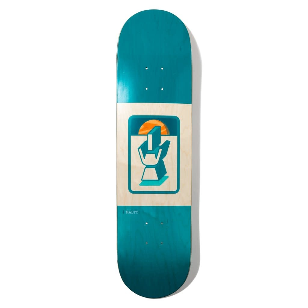 Girl Skateboard Company Malto The Totem 8.0""