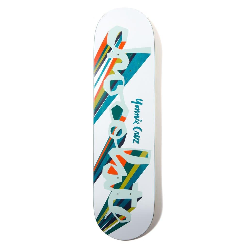 "Chocolate Skateboards Cruz Original Chunk 8.0"""