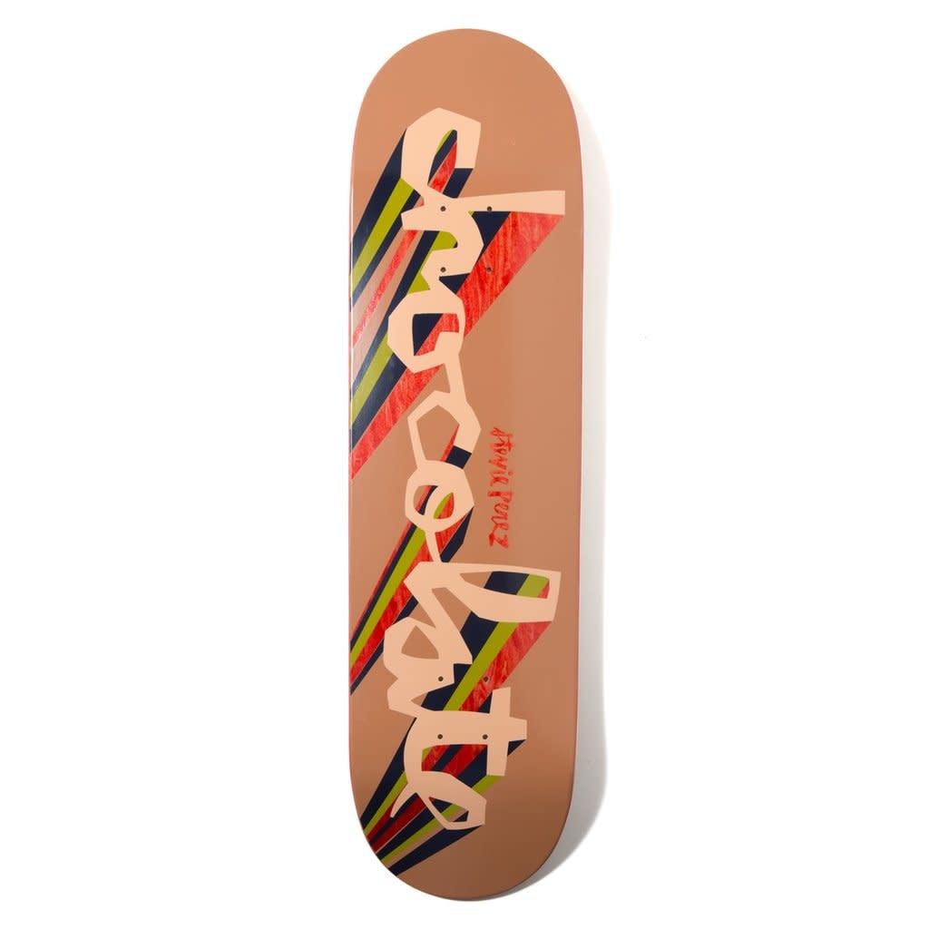 "Chocolate Skateboards Perez Original Chunk 8.375"""