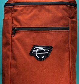 Coma Brand Coma Backpack Rust