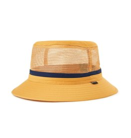 Brixton Hardy Bucket Hat Nugget Gold