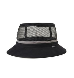 Brixton Hardy Bucket Hat Black/Grey