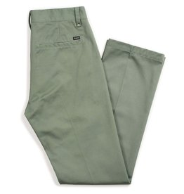 Brixton Labor Chino Pant Washed Chive