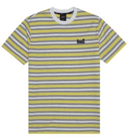 HUF Rockaway Knit Top Aurora Yellow