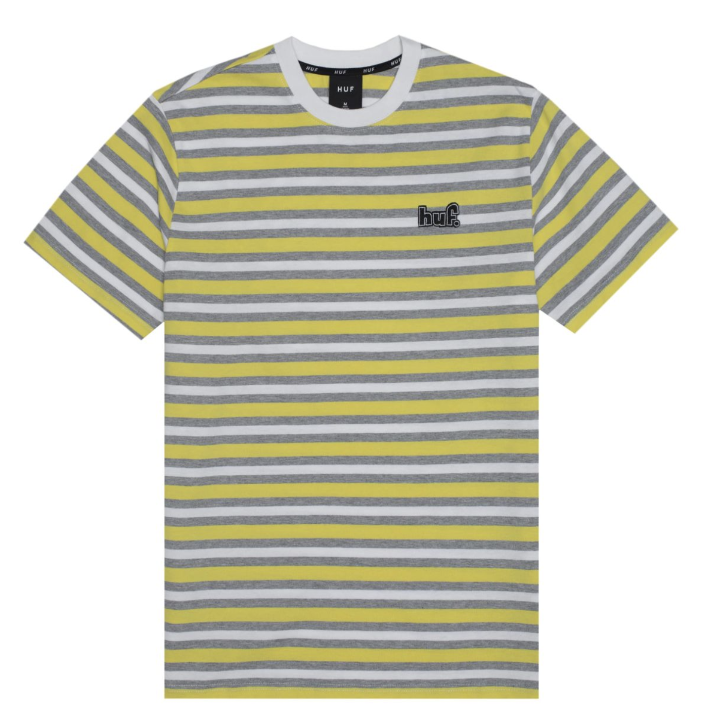 HUF Rockaway Knit Top Aurora Yellow