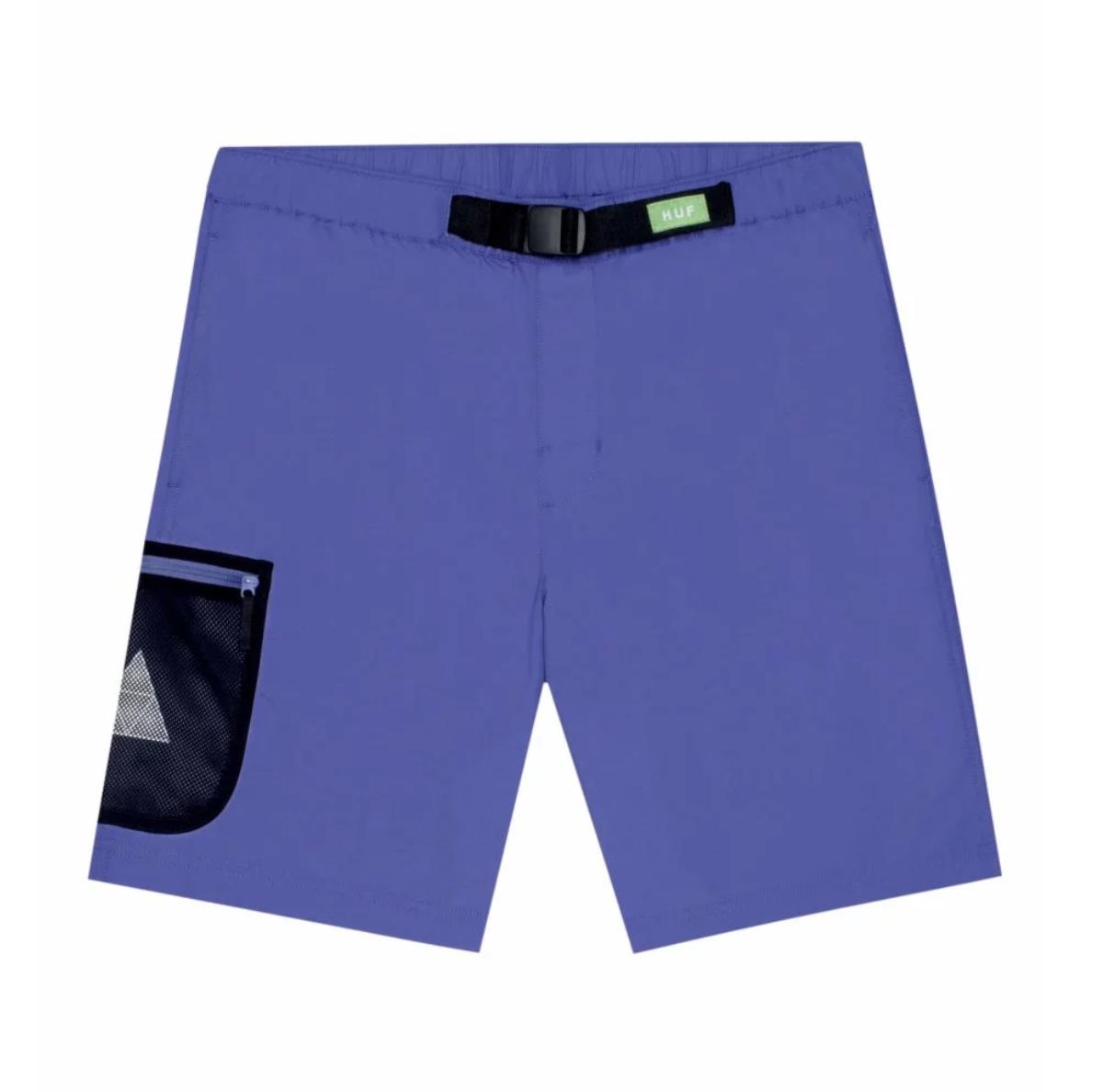 HUF Crosby Short Blue Iris