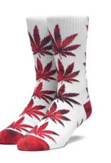 HUF Plantlife Tiedye Leaves Sock Apple