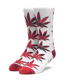 HUF Plantlife Tiedye Leaves Sock Apple