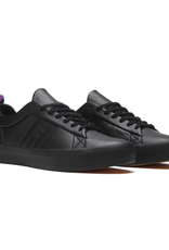 HUF Clive Black/Black Leather