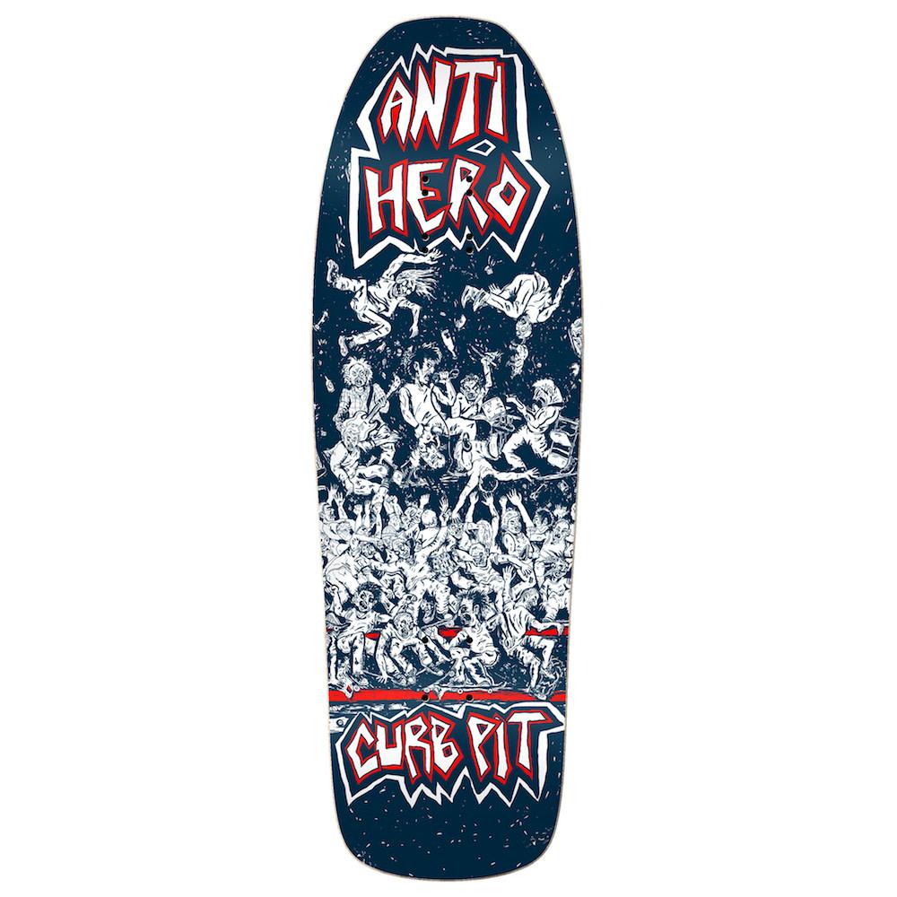 "Anti Hero Team Curb Pit 10"""