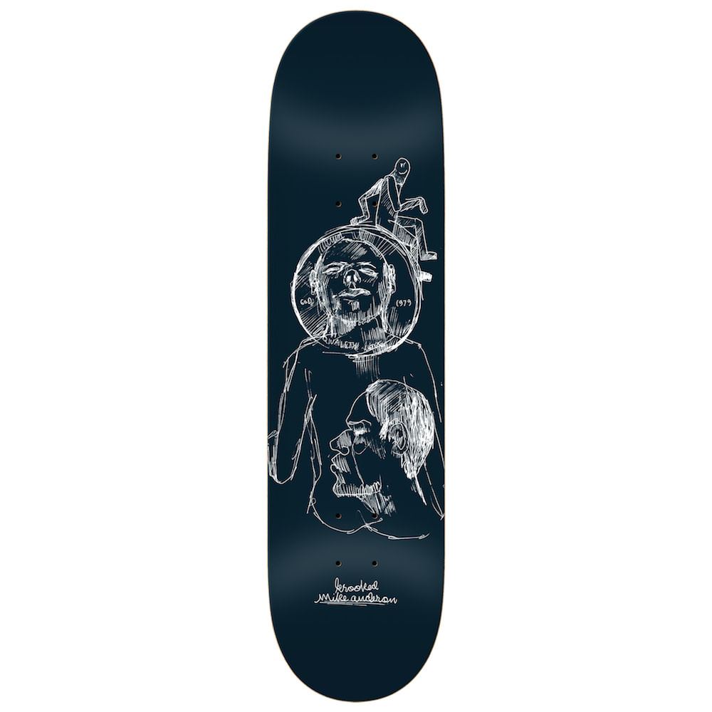 """Krooked Coin Anderson 8.5"""""""