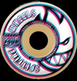 Spitfire Wheels Spitfire F4 99d Overlay Radials 53mm