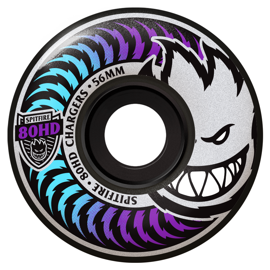 Spitfire Wheels Spitfire 80HD Class Charger Icy Fade