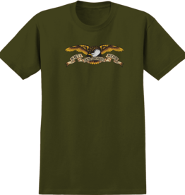 Anti Hero Eagle Military Green Tee