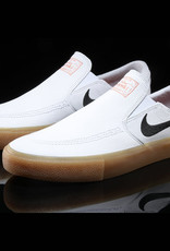 Nike USA, Inc. Zoom Janoski Slip RM ISO White/Black
