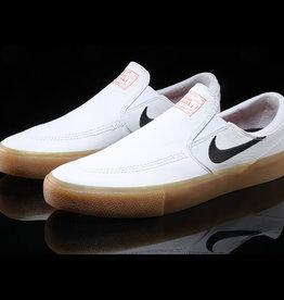 Nike USA, Inc. Zoom Janoski Slip RM ISO White/Black
