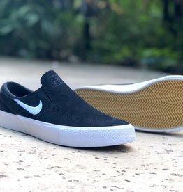 Nike USA, Inc. Nike SB Zoom Janoski Slip RM Black/White
