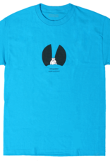 Stingwater Les Empty Minds Turquoise Tee