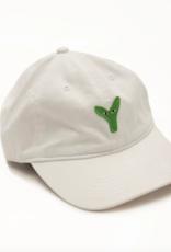 Stingwater Plant Logo White Hat