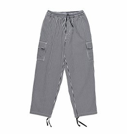 Polar Skate Co. Polar Stripe Cargo Pants White/Black