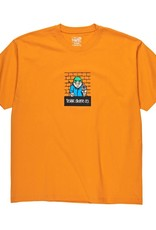 Polar Skate Co. Robbery Tee Orange