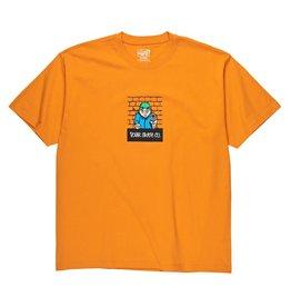 Polar Skate Co. Robbery Tee Orange