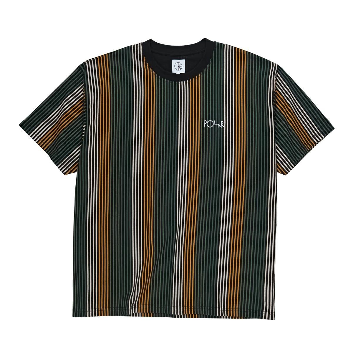 Polar Skate Co. Multi-Colour Tee Black/Multi
