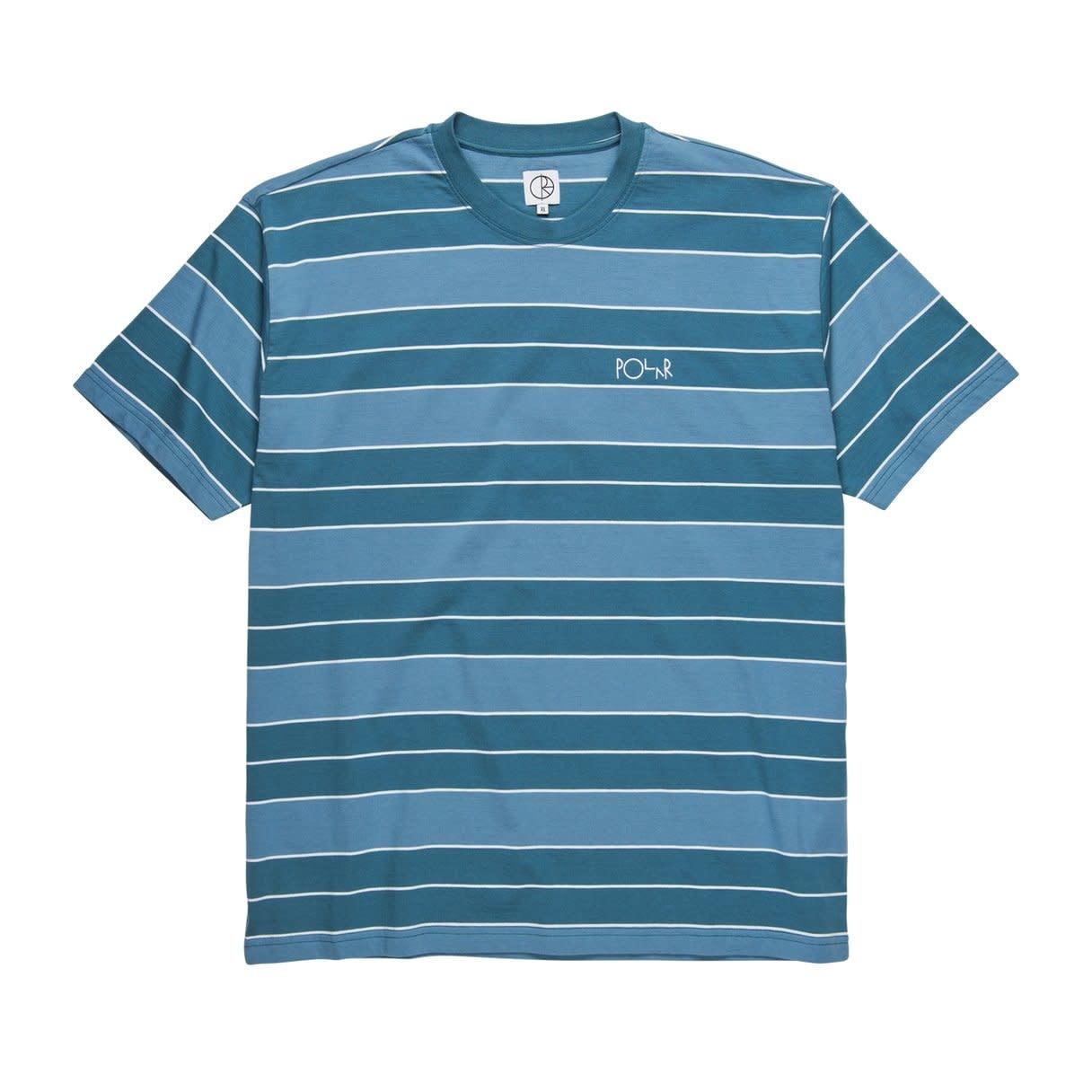 Polar Skate Co. Dane Tee Grey Blue