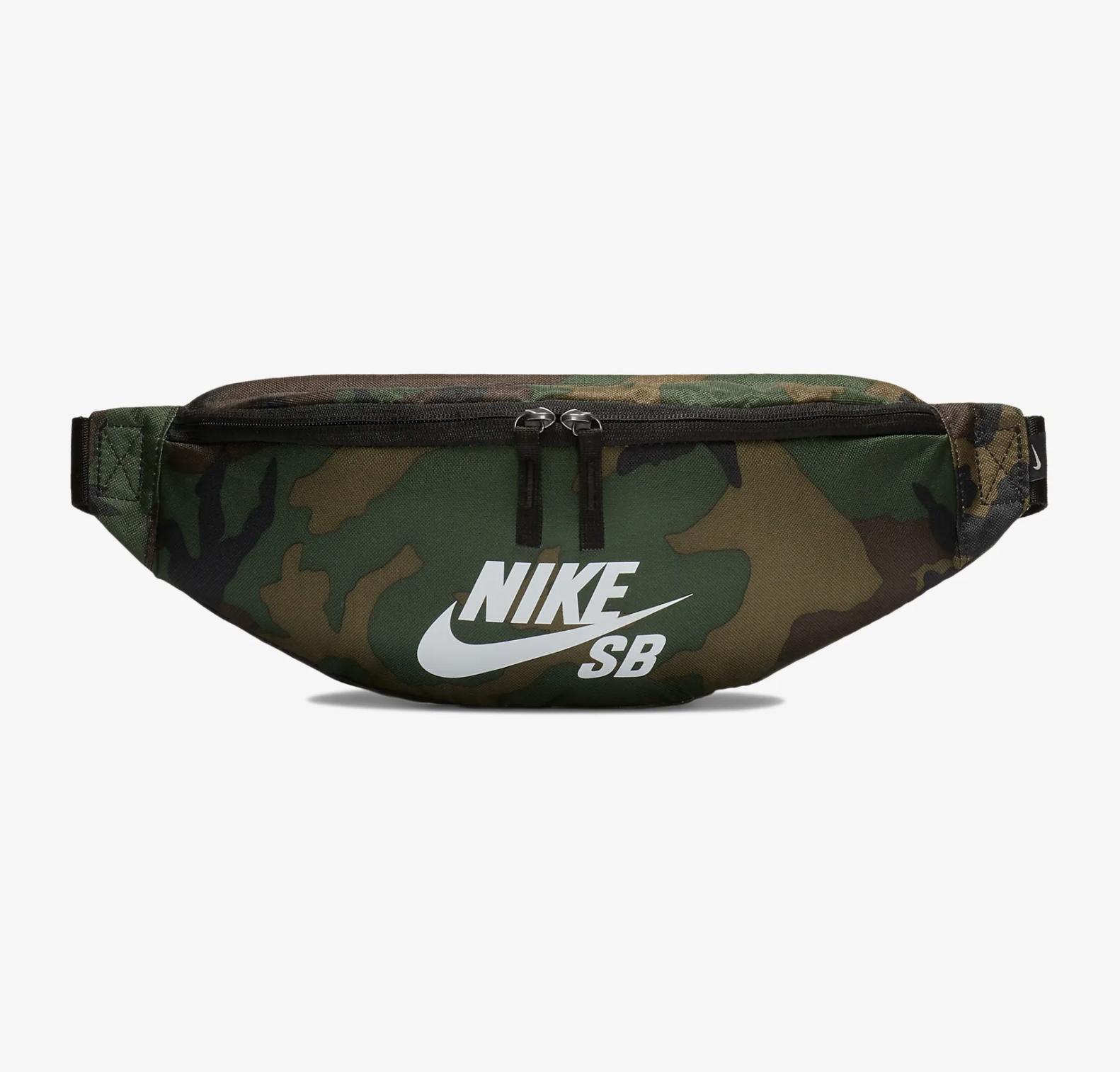 Nike USA, Inc. Nike SB Heritage Hip Pack Woodland Camo