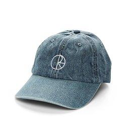 Polar Skate Co. Denim Cap Blue