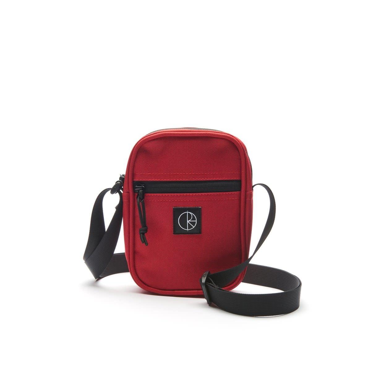 Polar Skate Co. Cordura Mini Dealer Bag Red