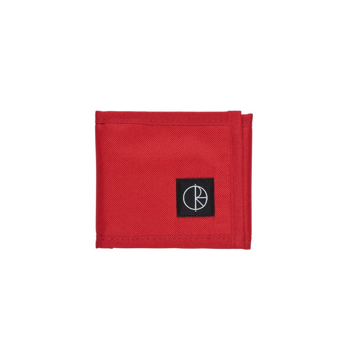 Polar Skate Co. Cordura Wallet Red