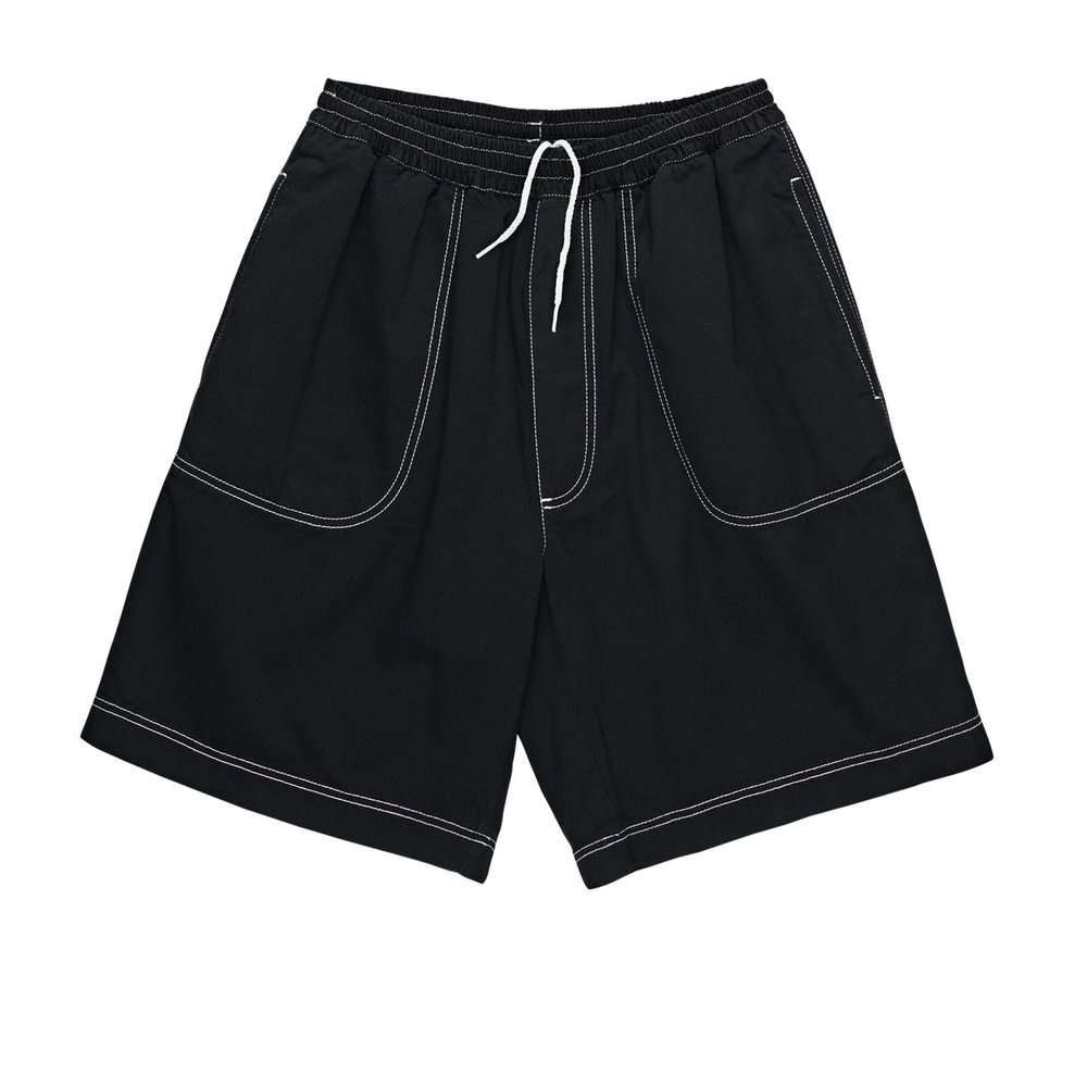 Polar Skate Co. Surf Shorts Black