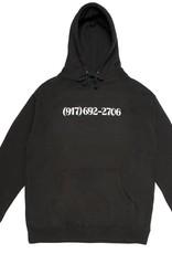 CallMe917 Dialtone Hood Black