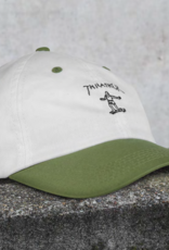 Thrasher Mag. Gonz Old Timer Hat White/Olive