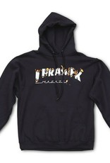 Thrasher Mag. Intro Burner Hood Black