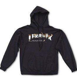 Thrasher Mag. Intro Burner Hood Black