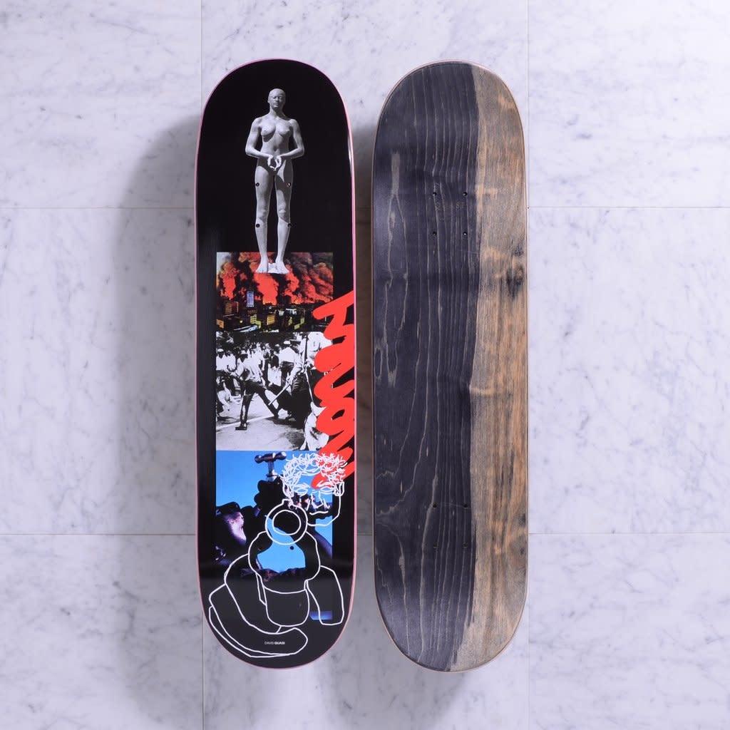 Quasi Skateboards Warzone (black) 8.25
