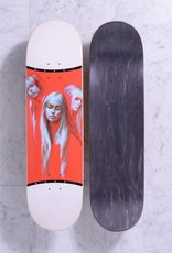 Quasi Skateboards Claire (white wash) 8.375