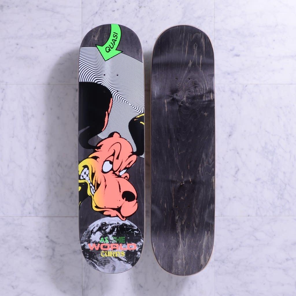 Quasi Skateboards Rage (black) 8.5