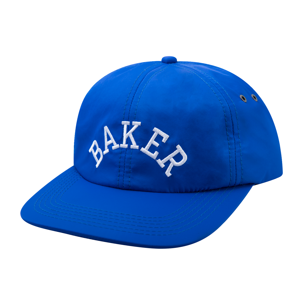 Baker Skateboards Major Blue Snapback