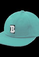 Baker Skateboards Capital B Mint Strapback