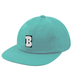 Baker Skateboards Capital B Mint Strapback