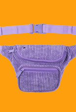 Bum Bag Jiff Deluxe Hip Pack Purple