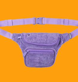 Bum Bag Jiff Deluxe Hip Pack Purple