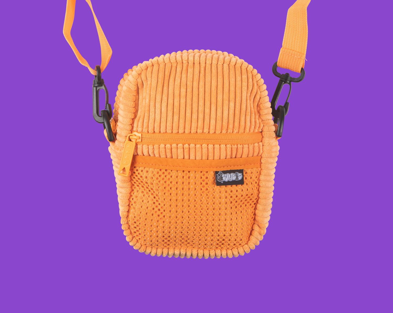 Bum Bag Jiff Compact Shoulder Bag Orange