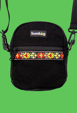 Bum Bag Renfro Compact Shoulder Bag Black