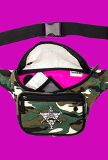Bum Bag Pyramid Country Deluxe Hip Pack Camo