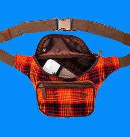 Bum Bag Willis Kimbel Deluxe Hip Pack Red