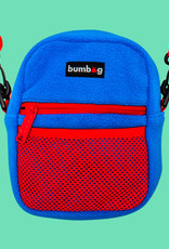 Bum Bag Franky Villani Compact Shoulder Bag Blue